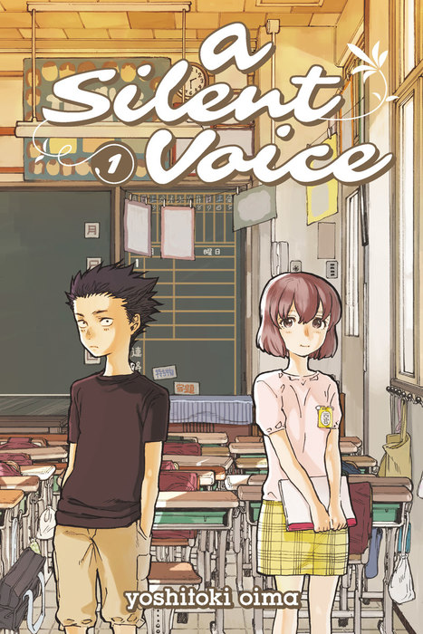 Akidearests recommendations bookwalker digital manga light novels a silent voice 1 fandeluxe Image collections