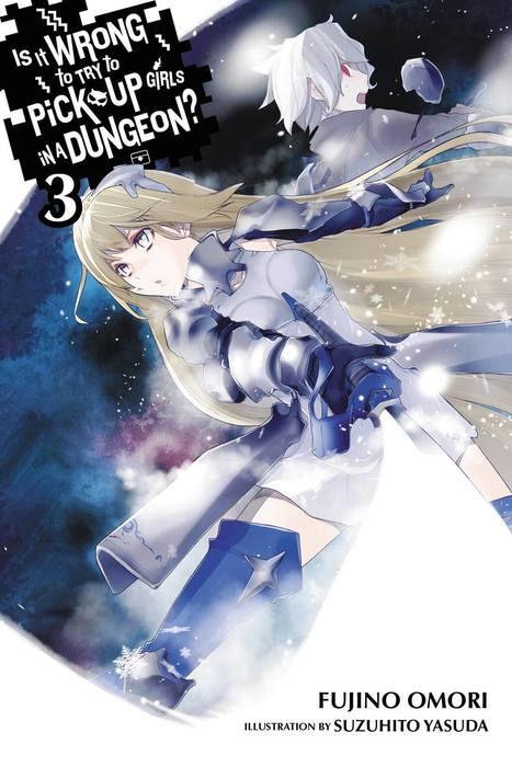 Is It Wrong to Try to Pick Up Girls in a Dungeon?, Vol. 3-電子書籍-拡大画像