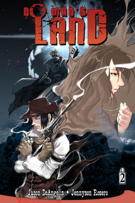 No Man's Land Vol. 2拡大写真