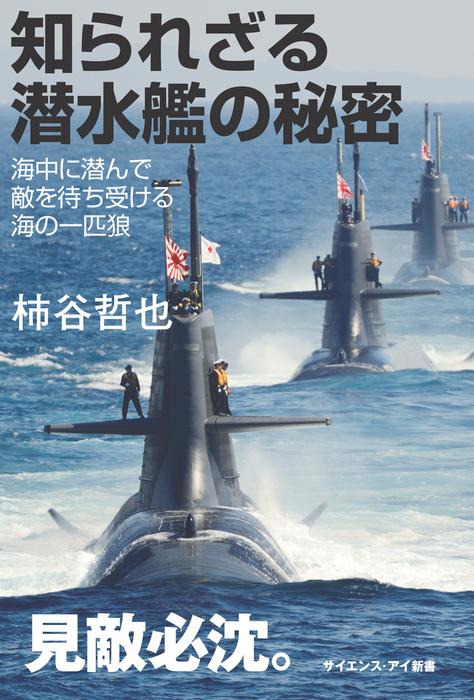 知られざる潜水艦の秘密 海中に潜んで敵を待ち受ける海の一匹狼拡大写真