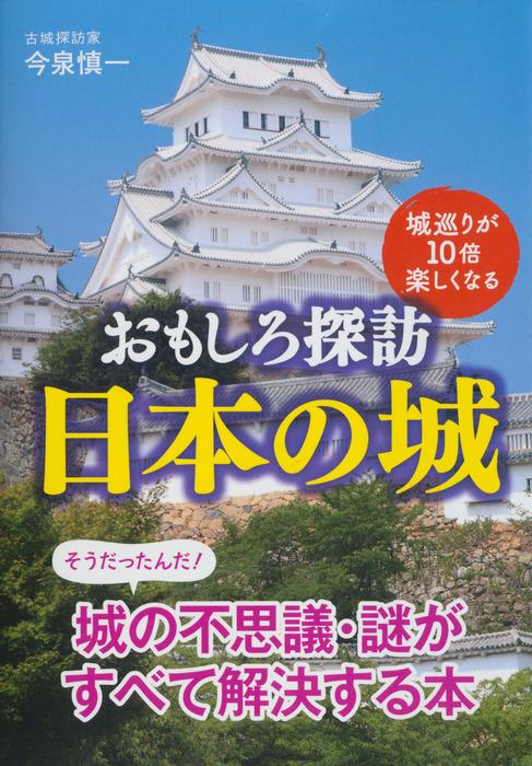城巡りが10倍楽しくなる おもしろ探訪 日本の城拡大写真