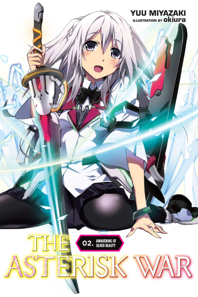 The Asterisk War, Vol. 2 (light novel)
