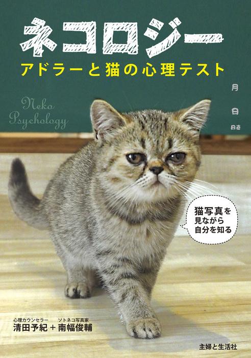 ネコロジー アドラーと猫の心理テスト拡大写真