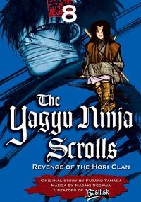 Yagyu Ninja Scrolls Volume 8