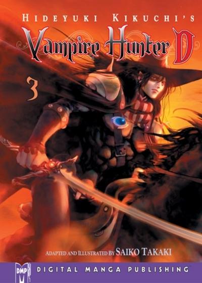 Vampire Hunter D Vol. 3