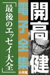 開高 健 電子全集19 最後のエッセイ大全-電子書籍