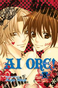 Ai Ore!, Vol. 8-電子書籍