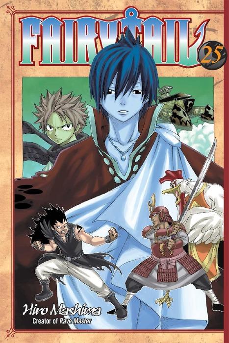 Fairy Tail 25-電子書籍-拡大画像