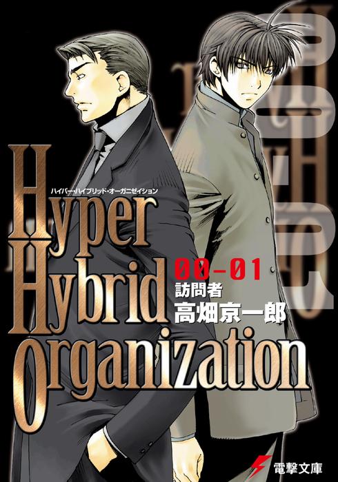 Hyper Hybrid Organization 00-01 訪問者拡大写真
