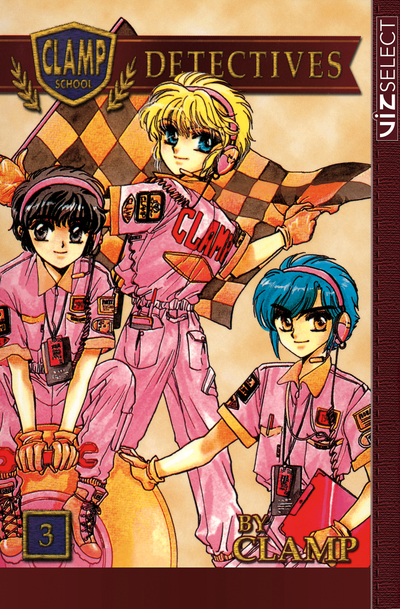 Clamp School Detectives, Volume 3-電子書籍