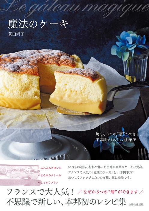 魔法のケーキ拡大写真