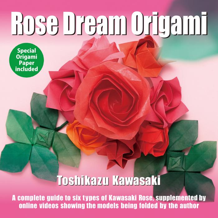 Rose Dream Origami拡大写真