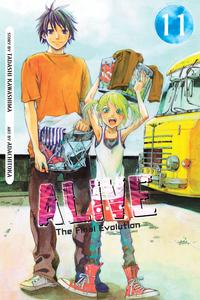 ALIVE Volume 11