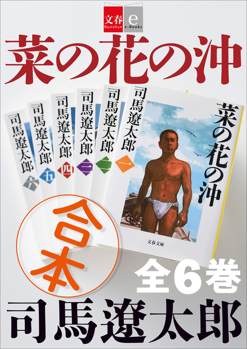 合本 菜の花の沖【文春e-Books】-電子書籍-拡大画像