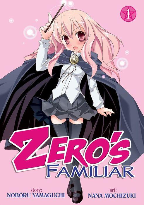Zero's Familiar Vol. 1拡大写真
