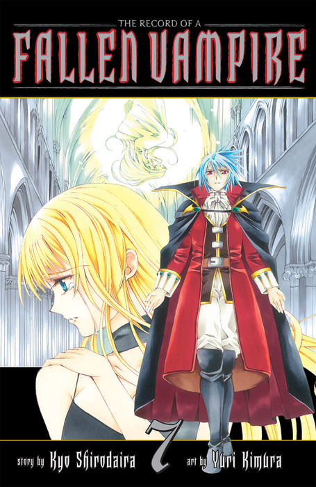 The Record of a Fallen Vampire, Vol. 7拡大写真