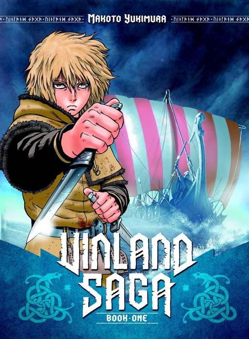Vinland Saga 1拡大写真