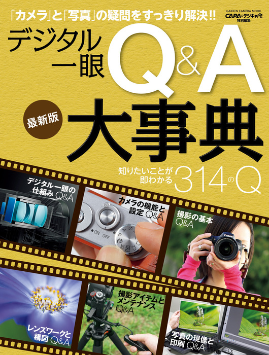 デジタル一眼Q&A大事典 最新版-電子書籍-拡大画像