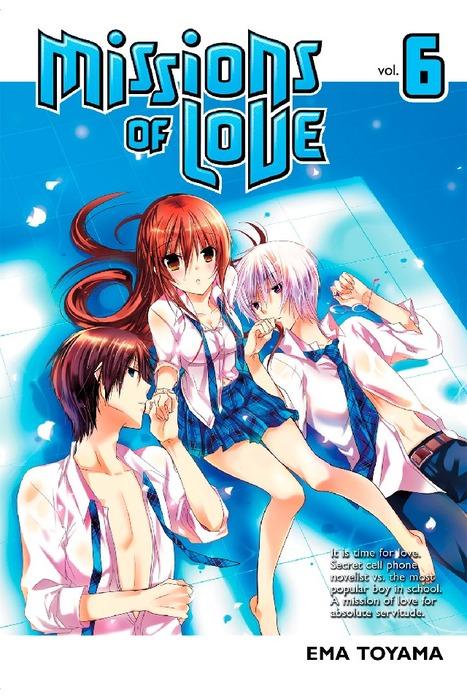 Missions of Love 6-電子書籍-拡大画像