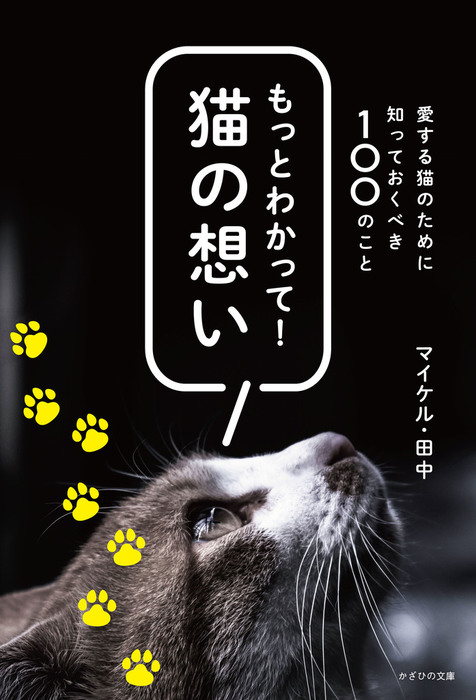 もっとわかって!猫の想い 愛する猫のために知っておくべき100のこと拡大写真