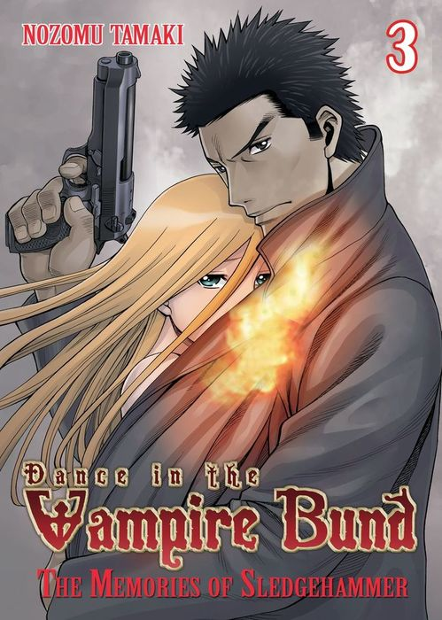 Dance in the Vampire Bund: The Memories of Sledgehammer Vol. 3拡大写真
