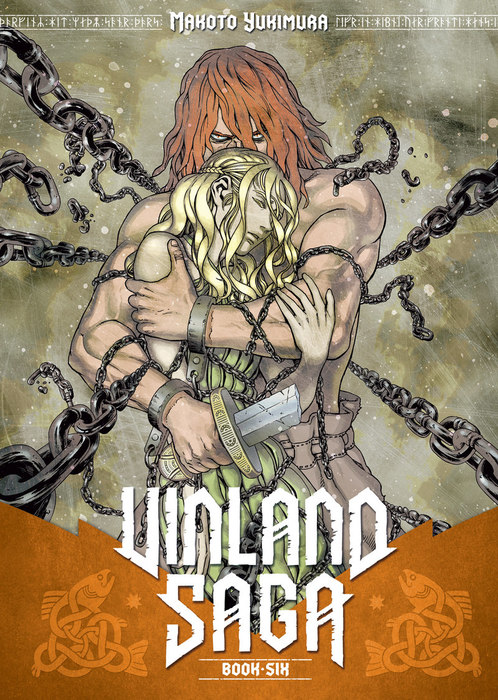Vinland Saga 6拡大写真
