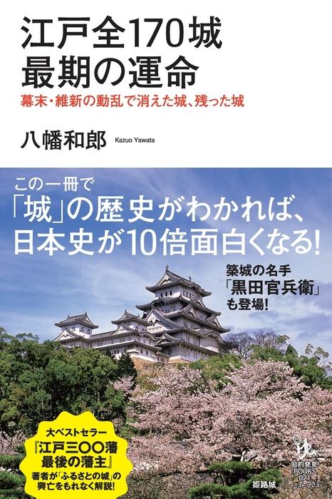 江戸全170城 最期の運命 幕末・維新の動乱で消えた城、残った城-電子書籍-拡大画像