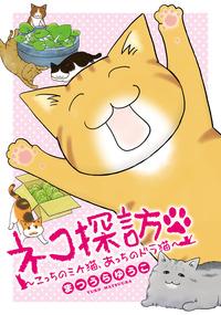 ネコ探訪~こっちのミケ猫、あっちのドラ猫~