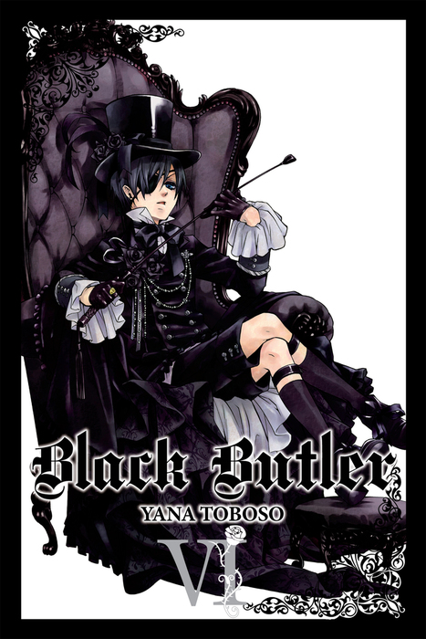 Black Butler, Vol. 6拡大写真