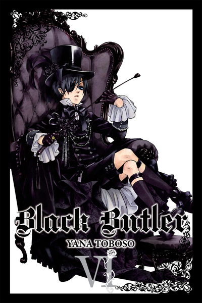 Black Butler, Vol. 6-電子書籍