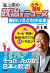 政治のしくみをカラー図解で読み解く! 池上彰の 政治のニュースが面白いほどわかる本-電子書籍