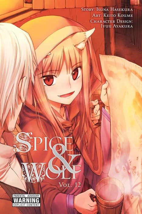 Spice and Wolf, Vol. 12 (manga)-電子書籍-拡大画像