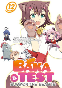 BAKA & TEST : SUMMON THE BEASTS 12-電子書籍