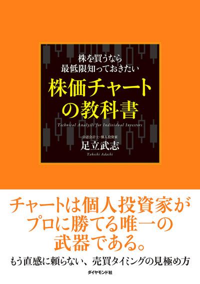 株価チャートの教科書-電子書籍