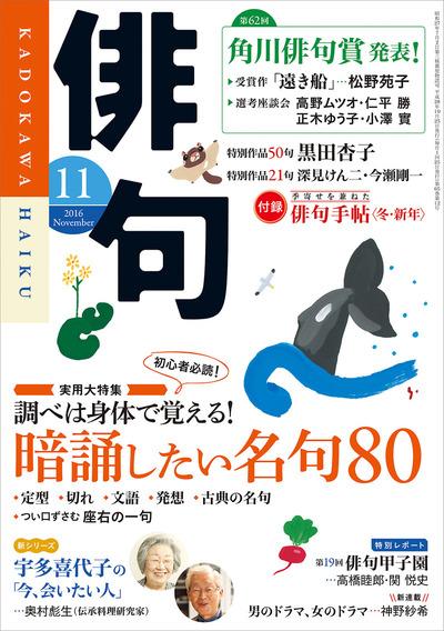 俳句 28年11月号-電子書籍