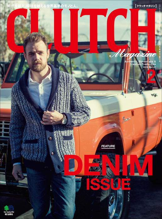 CLUTCH Magazine Vol.47拡大写真