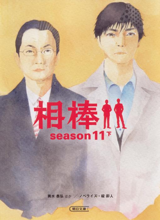 相棒 season11 下拡大写真
