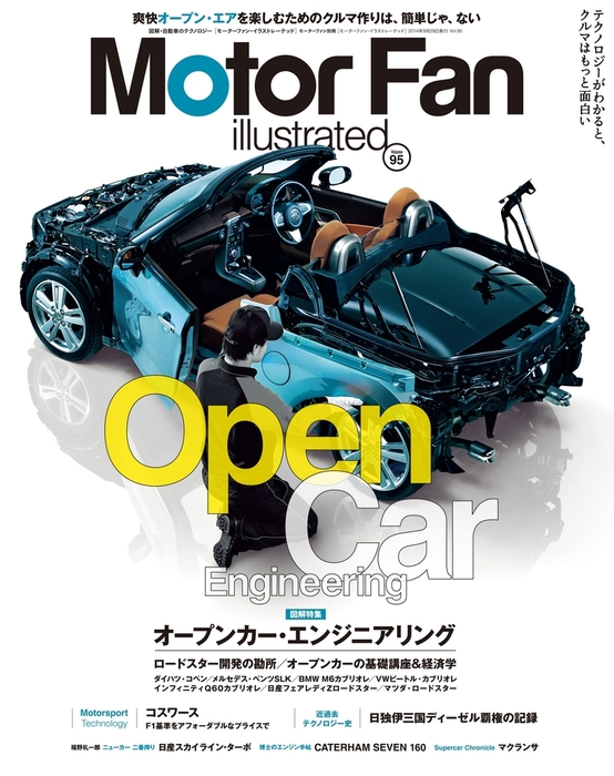 Motor Fan illustrated Vol.95拡大写真