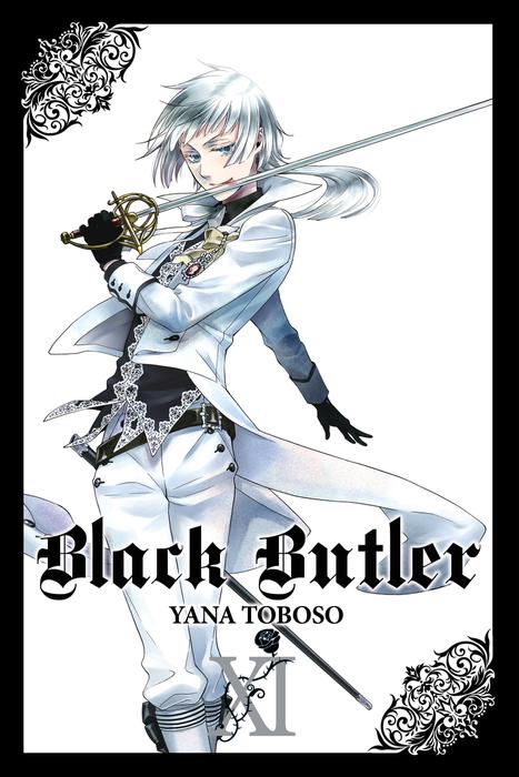 Black Butler, Vol. 11拡大写真