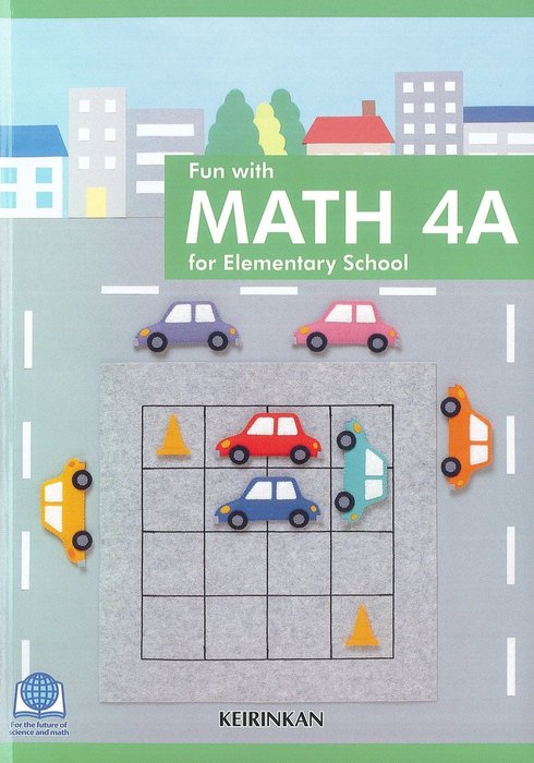 Fun with MATH 4A for Elementary School-電子書籍-拡大画像