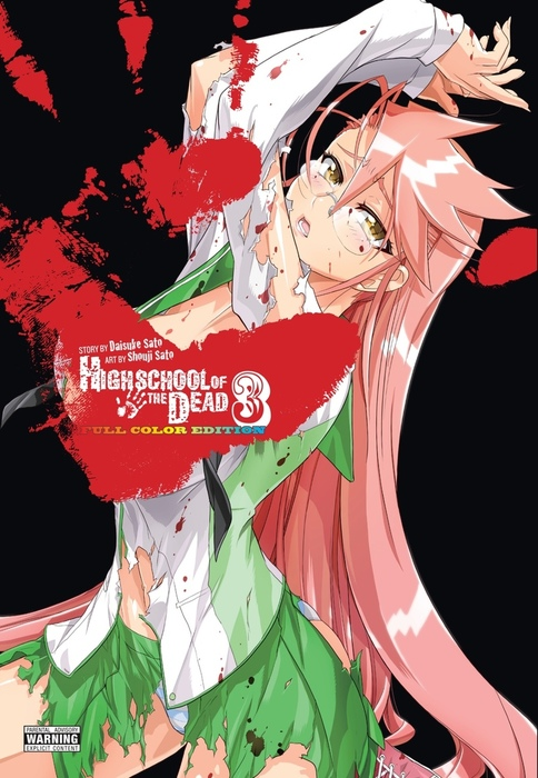 Highschool of the Dead (Color Edition), Vol. 3-電子書籍-拡大画像