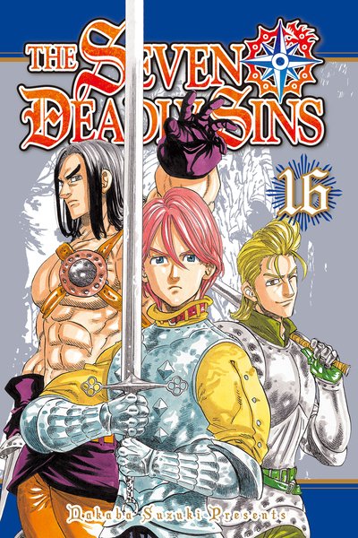 The Seven Deadly Sins 16-電子書籍