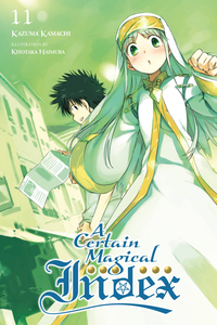 A Certain Magical Index, Vol. 11