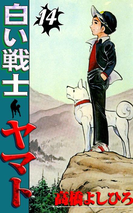 白い戦士ヤマト 第14巻拡大写真