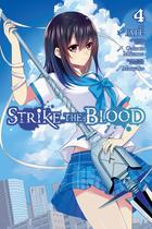 Strike the Blood, Vol. 4 (manga)