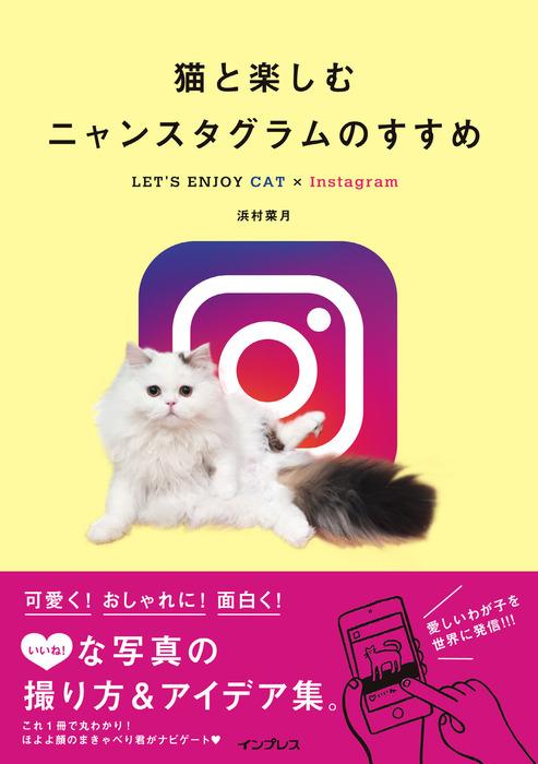 猫と楽しむニャンスタグラムのすすめ LET'S ENJOY CAT×Instagram拡大写真