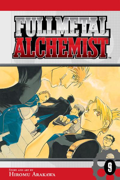 Fullmetal Alchemist, Vol. 9-電子書籍