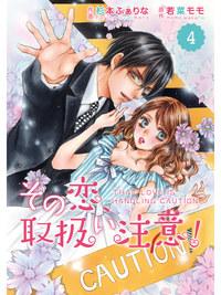 comic Berry's その恋、取扱い注意!4巻