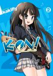 K-ON!, Vol. 2-電子書籍
