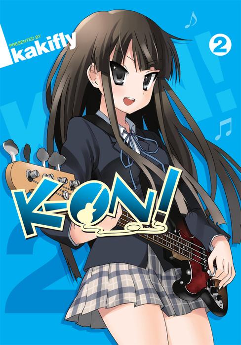 K-ON!, Vol. 2拡大写真
